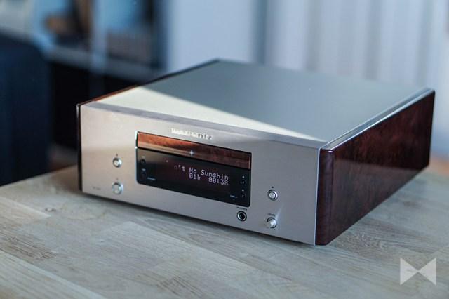 Marantz HD-CD1 Design