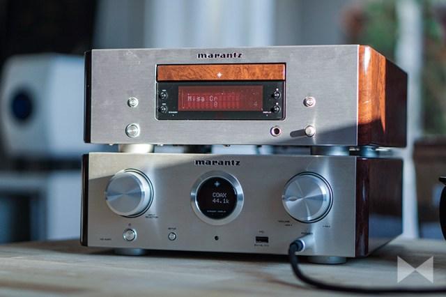 Marantz-HD-CD1 HD-AMP1