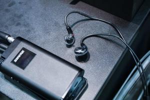 Shure KSE1500 und KSA1500 elektrostatischen In-Ear-Kopfhörer