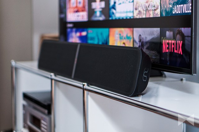 Bluesound Pulse Soundbar Test