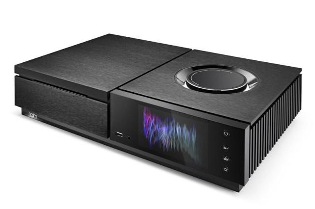 Naim Uniti Star Streamer mit CD-Player