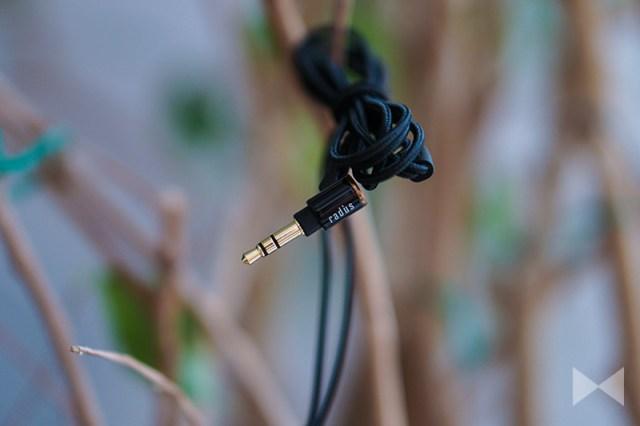 Radius Wn4 HP-TWF41 Kopfhörer-Kabel