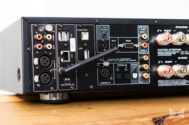 NAD C 390DD2 MDC Modular Digital Concept