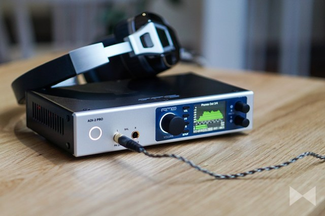 RME ADI-2 Pro Review mit Ultrasone Edition 8 EX