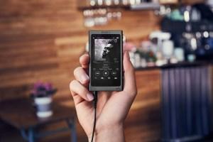 Sony NW-A35 Walkman mit DSD-Wiedergabe und Dauer-Akku