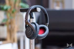 Teufel Mute BT Test Noise-Cancelling-Kopfhoerer: der bessere QC35?