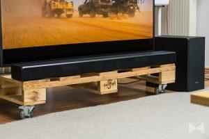 Samsung HW-K950 Test: Dolby-Atmos-Soundbar