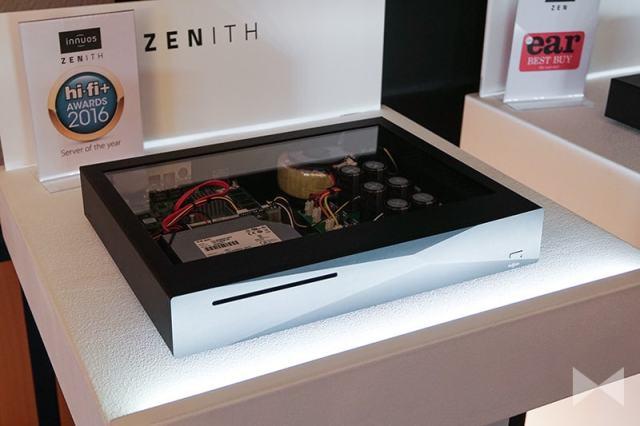 Innous Zenith MkII Audio-Server mit Roon und MQA