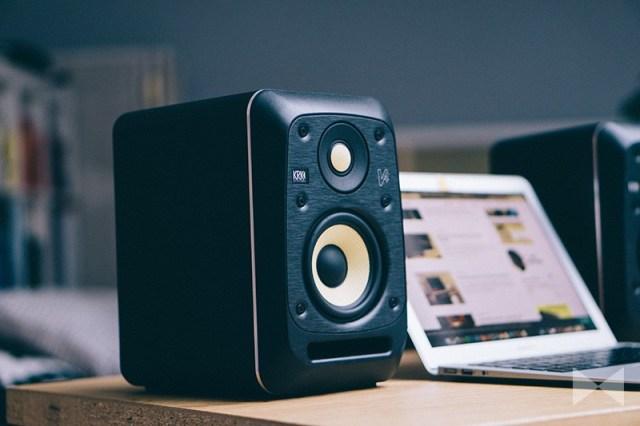 KRK V4S4 Test Pro Audio-Lautsprecher