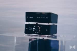 Denon PMA-30, PMA-60, DSCD-50: Design-Verstärker