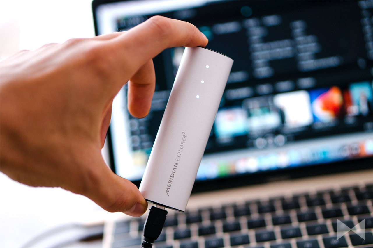 Meridian Explorer 2 Test: Pocket-DAC mit MQA-Funktion