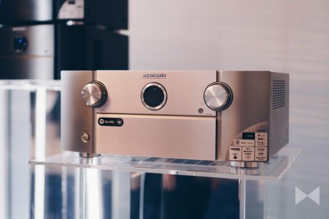 Marantz SR7012 9-2-AV-Receiver mit Dolby Atmos, DTS:X, Auro 3D