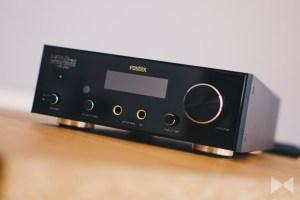 Fostex HP-A8 mk2 Test: Kopfhörerverstärker mit USB-DAC