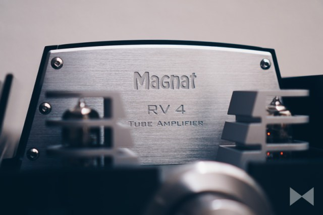 Magnat RV 4 Tube Amplifier