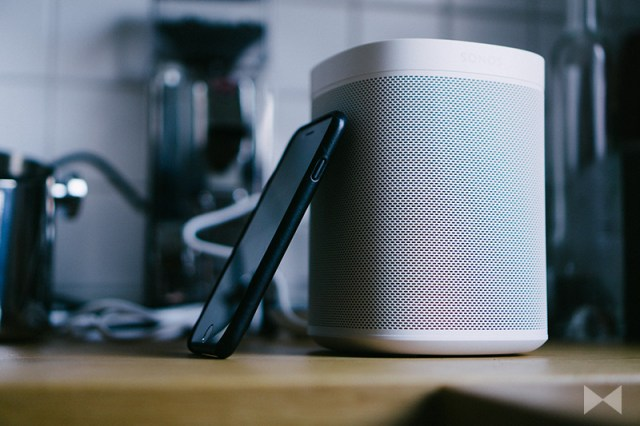 Sonos One Review iPhone