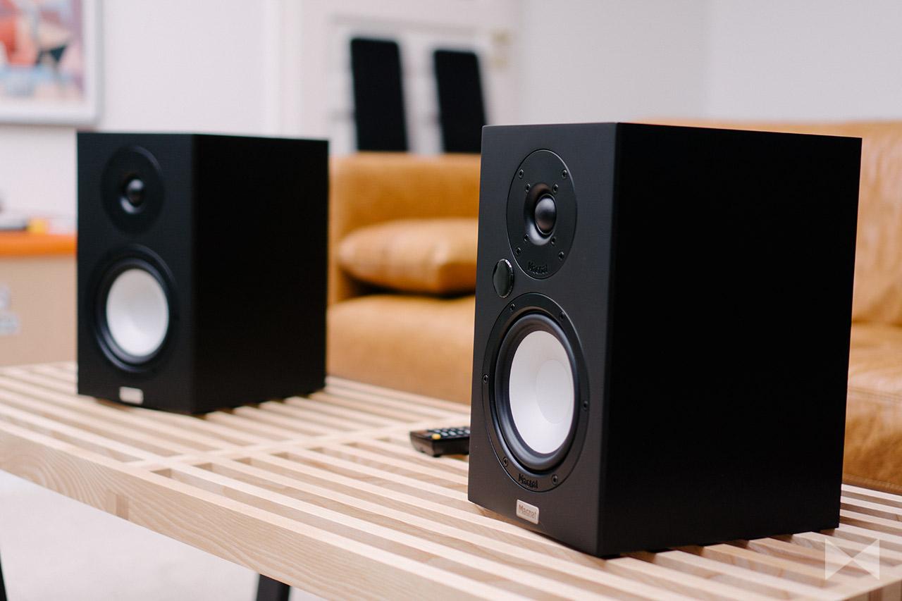 Magnat Multi Monitor 220 Test: Aktivlautsprecher für Blueooth und Vinyl