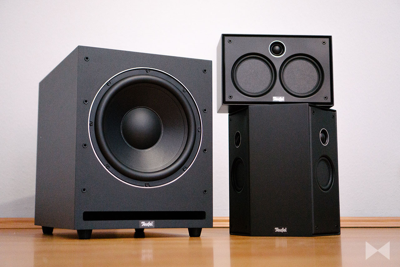 Teufel System 6 THX 5-2-Set Test