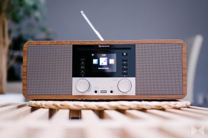 auna IR-190 im Test: Internetradio mit CD-Player