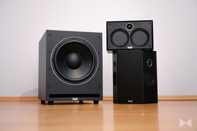Teufel System 6 THX 5-2-Set Review