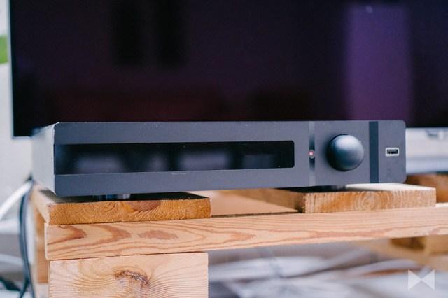 Auralic Polaris Test Streaming-Verstärker