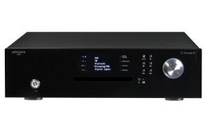 Advance Paris X-Stream 9 Netzwerk-CD-Player