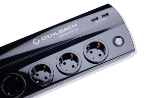 Oehlbach Powersocket 905 907 908 909 Soundtuning per Steckdose