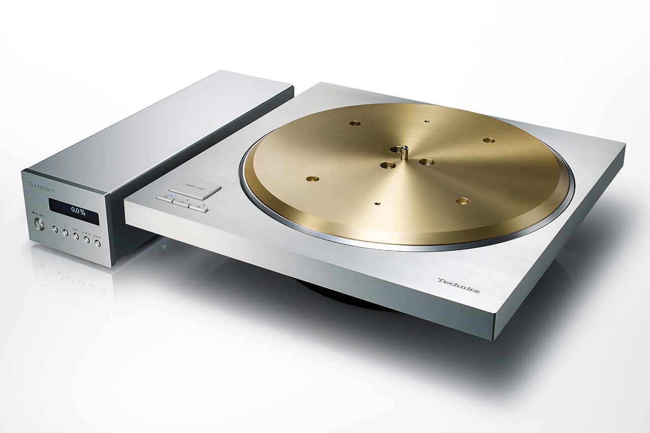 Technics SP-10R und SL-1000R: direktgetriebene Plattenspieler zur ...
