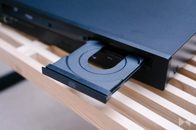 Magnat MCD 750 CD-Laufwerk