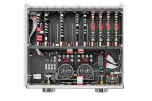 AVM OVATION PA 8.2 Vorverstärker-PreAmp mit Modularaufbau