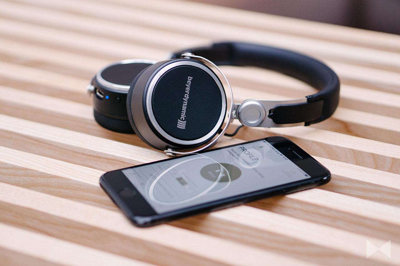 Beyerdynamic Aventho wireless Test: medizinischer Hörtest inklusive