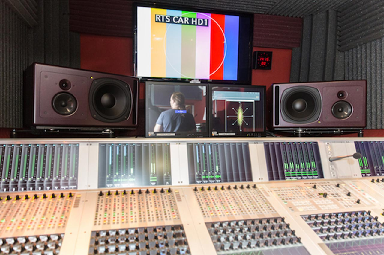 PSI Audio Broadcast Lautsprecher
