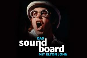 Soundboard mit Elton John: Exklusives Interview auf Amazon Music