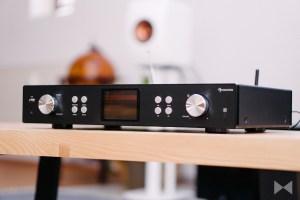 auna iTuner 320 Test: HiFi-Streamer mit Spotify und Digitalradio
