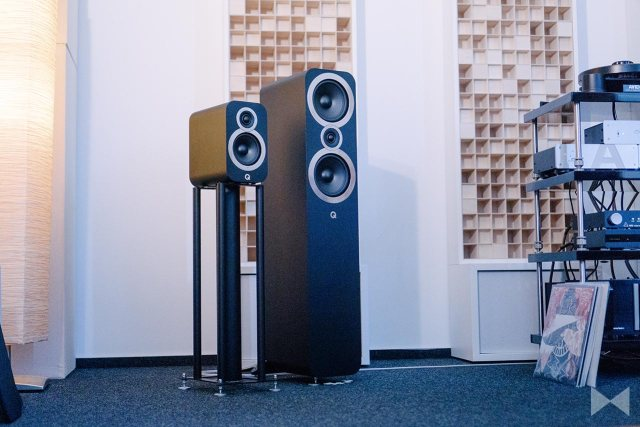 Q Acoustics 3000i-Lautsprecher-Serie