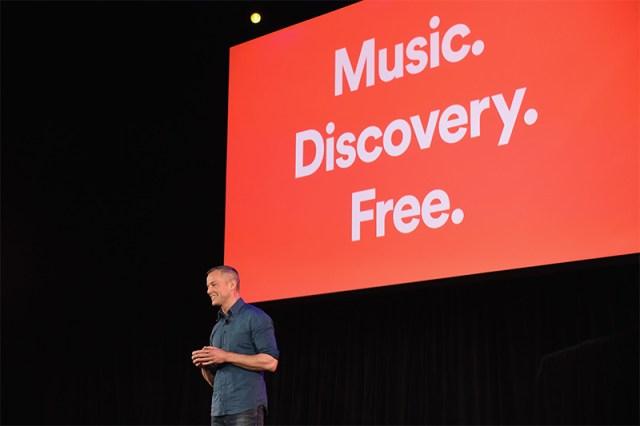 Spotify On-Demand Playlists