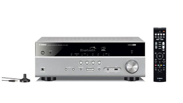 Yamaha RX-V385 ECO Mode