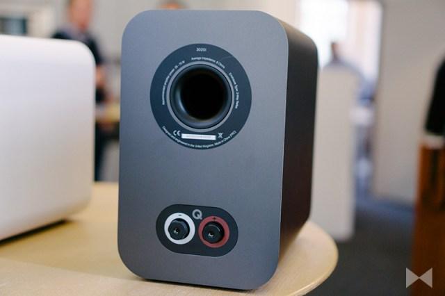 Q Acoustics Q 3020i Lautsprecher-Terminal