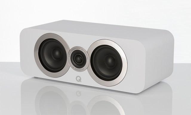 Q Acoustics Q 3090Ci Center-Lautsprecher Front-Ansicht