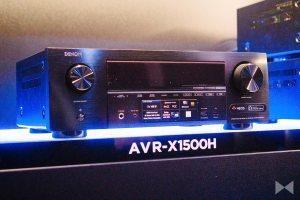 Denon AVR-X1500H und AVR-X2500H sprechen bald mit Alexa