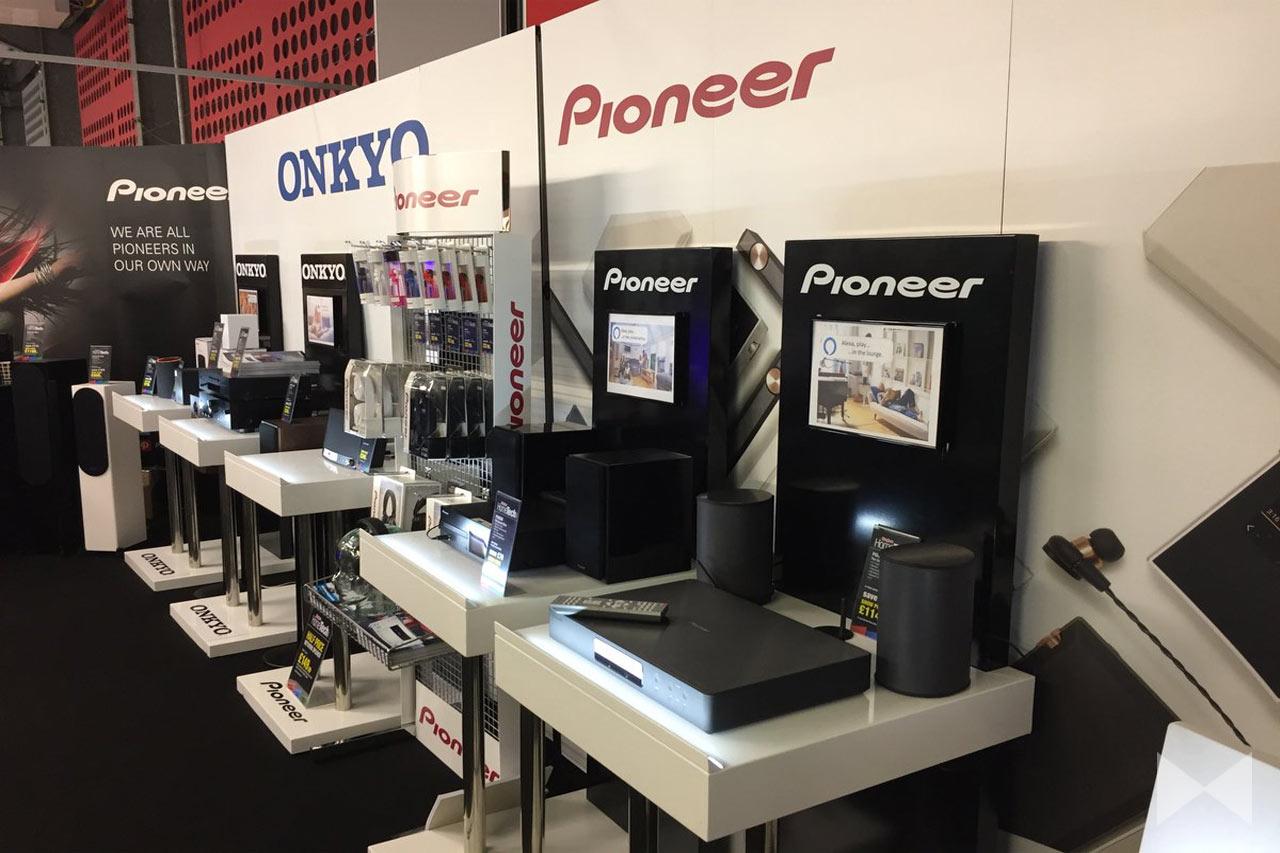 Onkyo & Pioneer Europe übertragen Geschäfte an die Aqipa GmbH