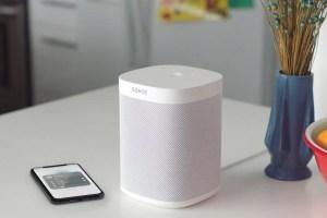 AirPlay-2-Update für Sonos-Lautsprecher ab sofort verfügbar