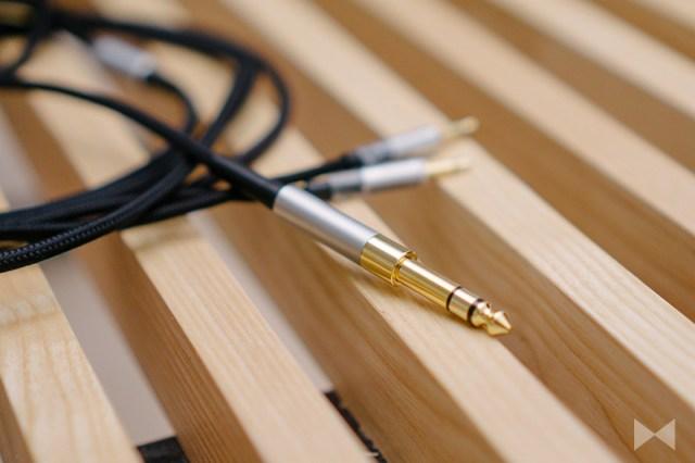 Denon AH-D5200 Zubehör Kabel zum Headphone