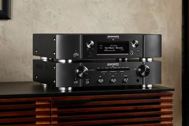 Marantz NA6006 Audio-Streamer und Netzwerkplayer