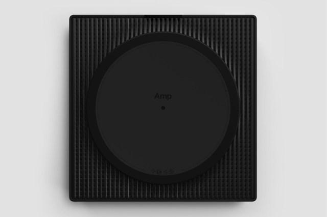 Sonos Amp Bottom Unterseite