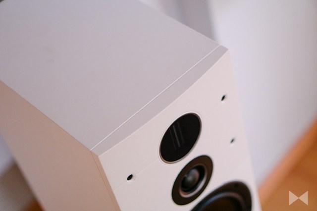Dali Callisto 6 C Soft-Touch-Bedienung