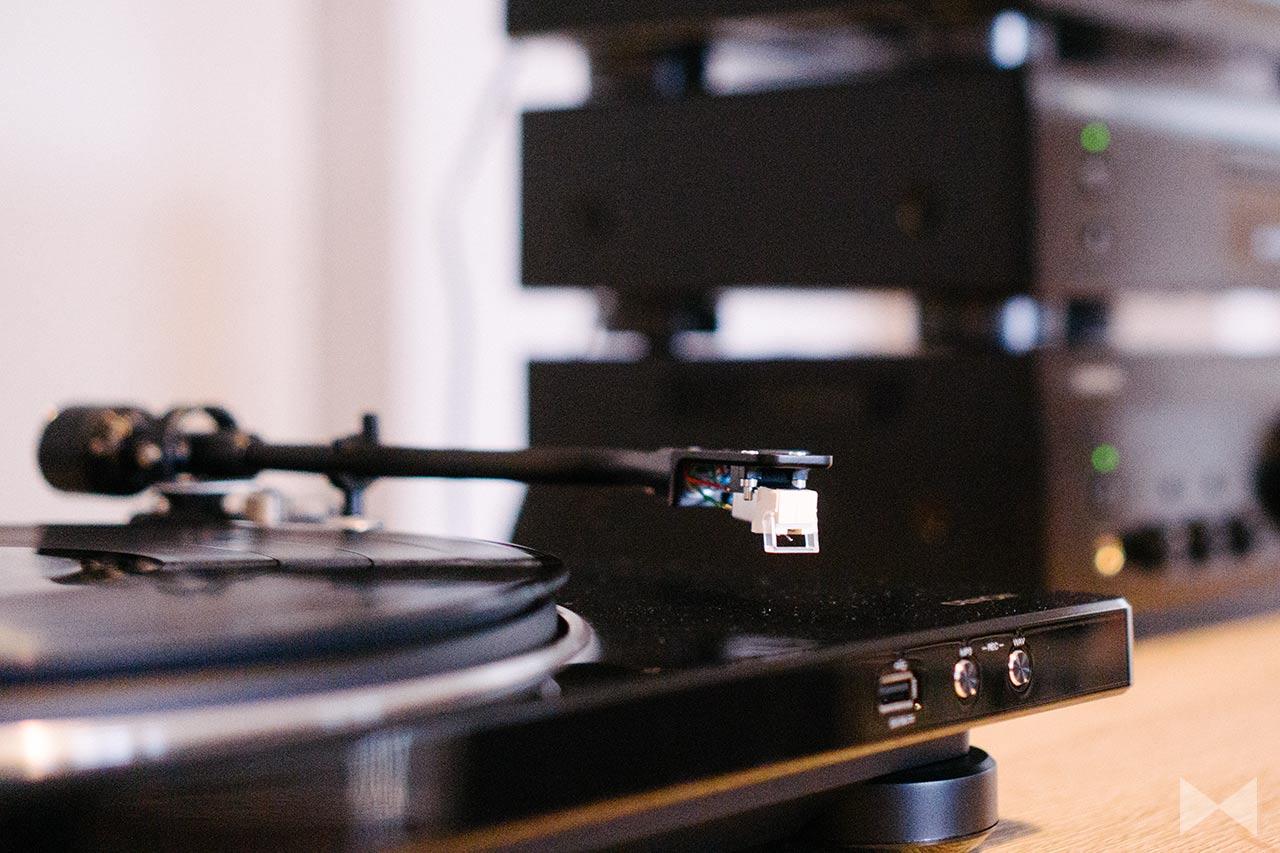 Denon DP-450USB Test: Plattenspieler zum Digitalisieren von Vinyl