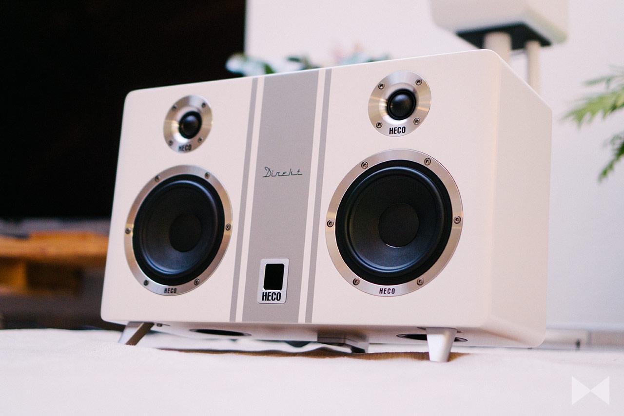 Heco Direkt 800 BT Test: Bluetooth-Lautsprecher im XXL-Format