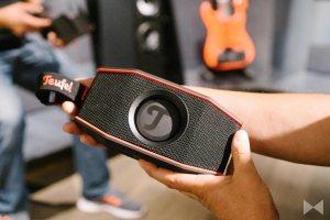 Teufel Rockster Go: Bluetooth-Lautsprecher