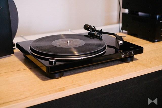 Denon DP-450USB Test USB-Plattenspieler zum Digitalisieren von Vinyl