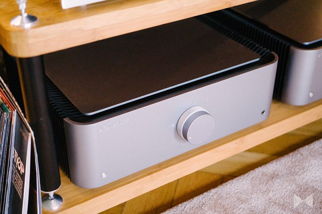 Cambridge Audio Edge A Testbericht Stereo-Verstärker